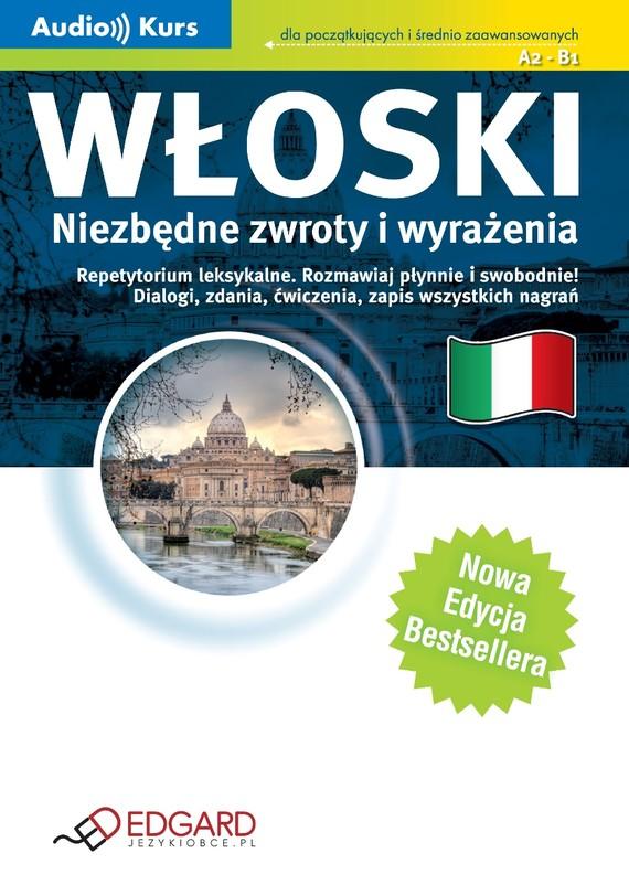 okładka Włoski Niezbędne zwroty i wyrażenia, Audiobook | autor zbiorowy