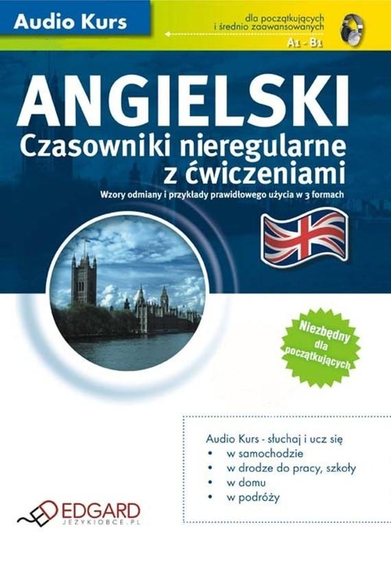 okładka Angielski Czasowniki nieregularneaudiobook | MP3 | autor zbiorowy