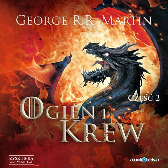 okładka Ogień i krew. Część 2audiobook | MP3 | George R.R. Martin