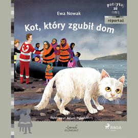 okładka Kot, który zgubił domaudiobook | MP3 | Nowak Ewa