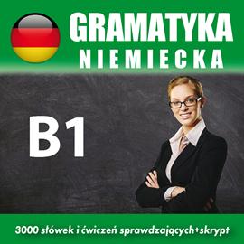 okładka Gramatyka niemiecka B1audiobook | MP3 | Dvoracek Tomas