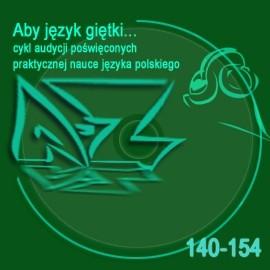 okładka Aby język giętki... cz. 12, Audiobook | Turek Krystyna