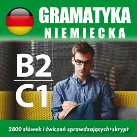 okładka Gramatyka niemiecka B2,C1, Audiobook | Dvoracek Tomas