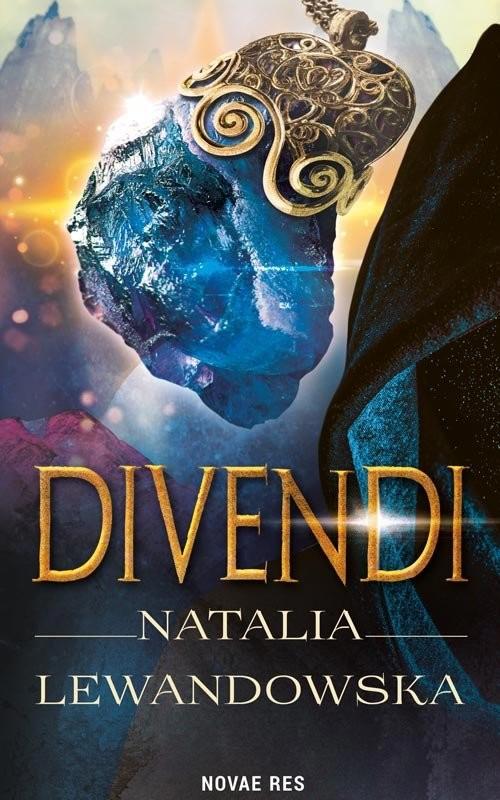 okładka Divendi, Książka | Natalia Lewandowska