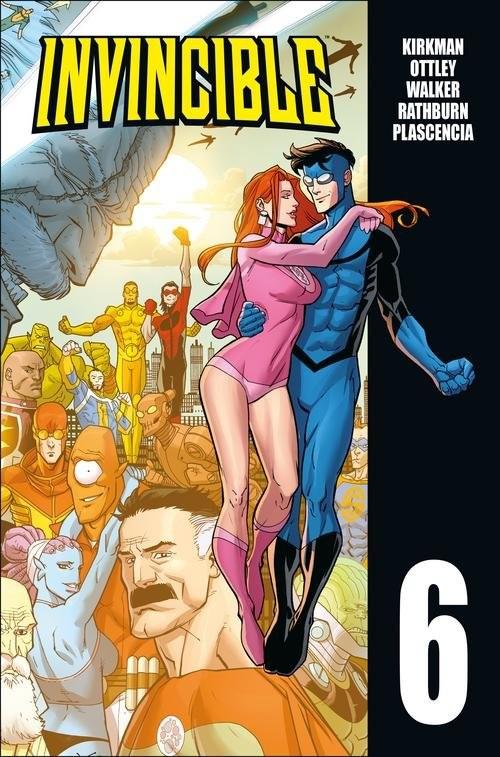okładka Invincible T.6, Książka | Robert Kirkman