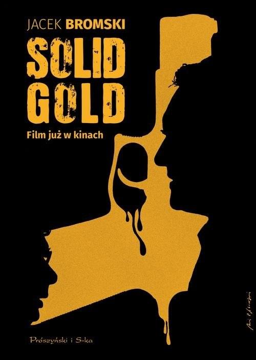 okładka Solid Gold, Książka | Bromski Jacek
