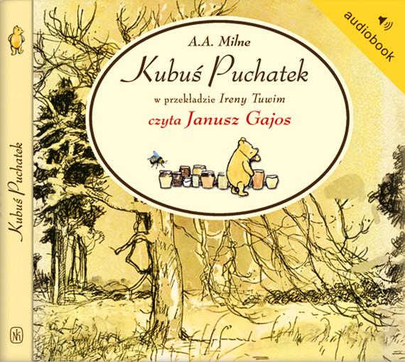 okładka Kubuś Puchatekaudiobook | MP3 | Alan Alexander Milne