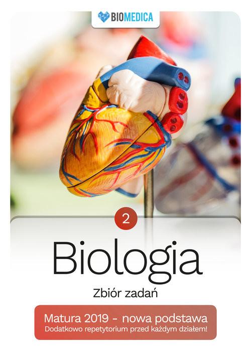 okładka Biologia zbiór zadań Matura 2019 Tom 2, Książka | Jacek Mieszkowicz, Maksymilian Ogiela, M Bryś
