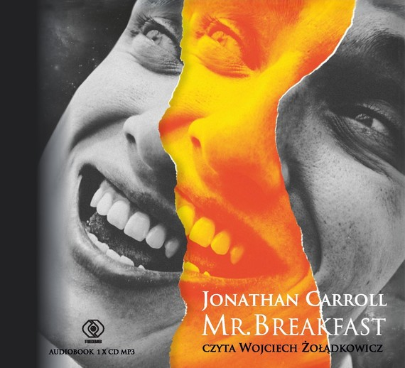 okładka Mr. Breakfastaudiobook | MP3 | Jonathan Carroll