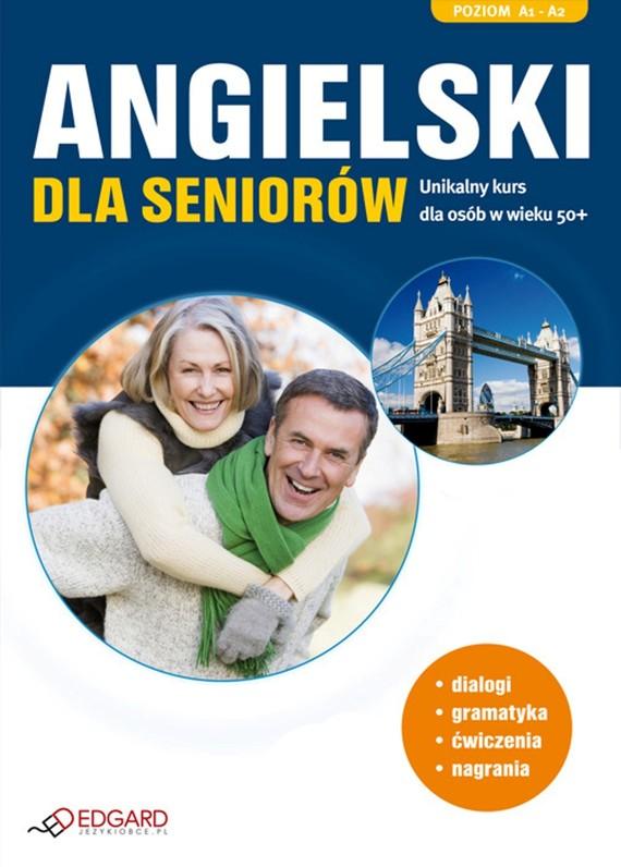 okładka Angielski dla seniorów. Poziom podstawowy, Audiobook   autor zbiorowy