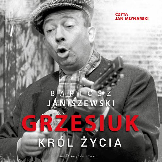 okładka Grzesiuk, Audiobook   Bartosz Janiszewski