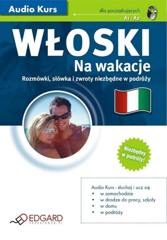 okładka Włoski Na wakacjeaudiobook   MP3   autor zbiorowy
