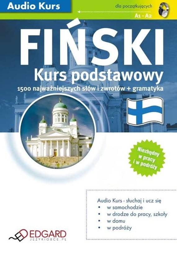 okładka Fiński Kurs Podstawowyaudiobook | MP3 | autor zbiorowy