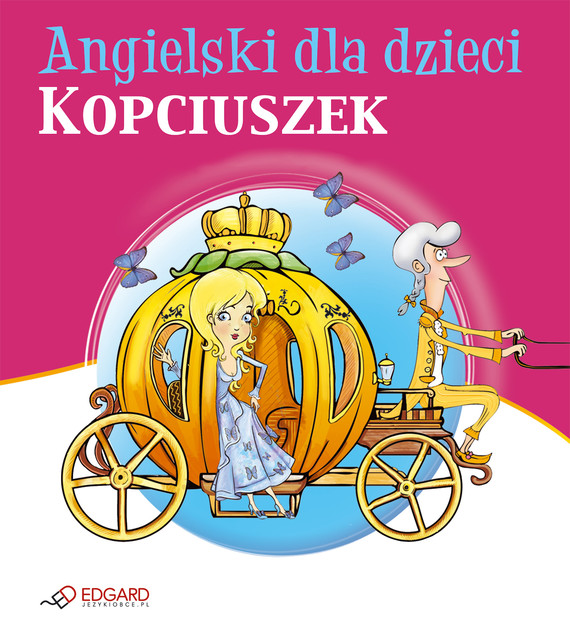 okładka Kopciuszek – Cinderellaaudiobook | MP3 | Profesor  Bartosz  Łoza