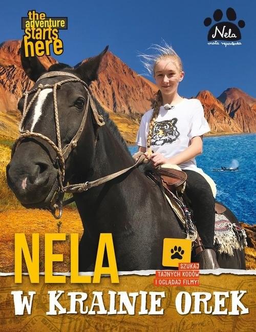 okładka Nela w krainie orekksiążka |  | Reporterka Nela Mała