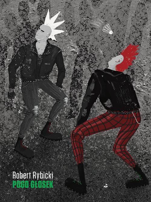 okładka Pogo głosek, Książka | Rybicki Robert