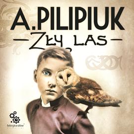 okładka Zły lasaudiobook | MP3 | Andrzej Pilipiuk
