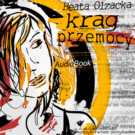 okładka Krąg przemocy, Audiobook   Beata Olzacka