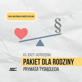 okładka Pakiet dla rodziny Prymasa Tysiąclecia, Audiobook | Jerzy Jastrzębski ks.