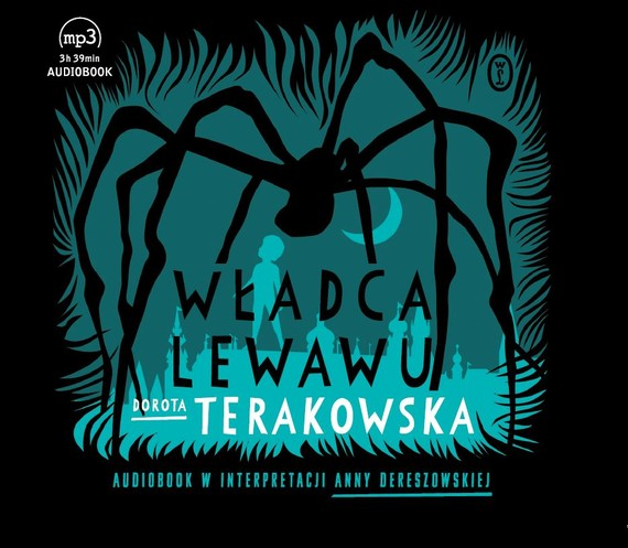 okładka Władca Lewawu - audiobook, Audiobook   Dorota Terakowska