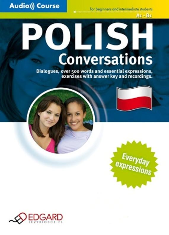 okładka Polski Konwersacje Polish Conversationsaudiobook | MP3 | autor zbiorowy