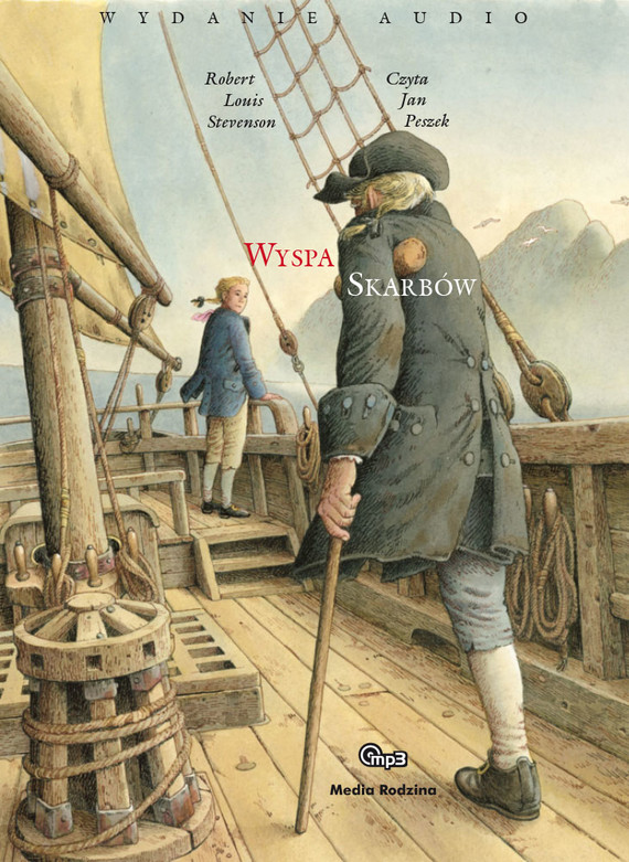 okładka Wyspa skarbów, Audiobook | Robert Louis Stevenson