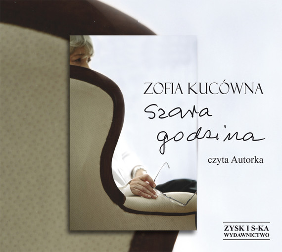 okładka Szara godzina audiobookaudiobook | MP3 | Zofia  Kucówna