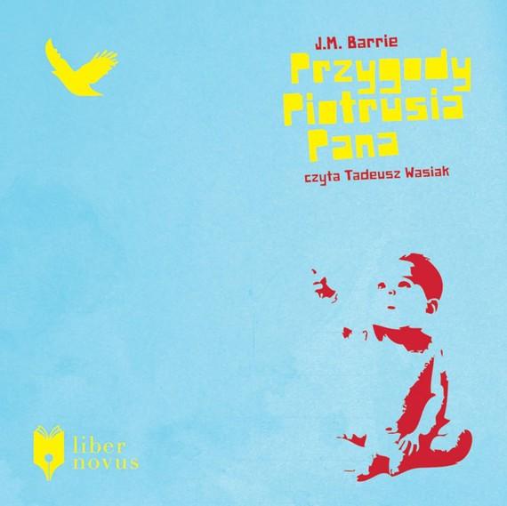 okładka Przygody Piotrusia Panaaudiobook | MP3 | James Matthew Barrie