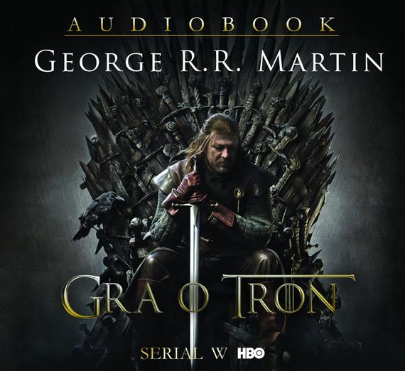 okładka Gra o tron audiobookaudiobook | MP3 | George R.R. Martin