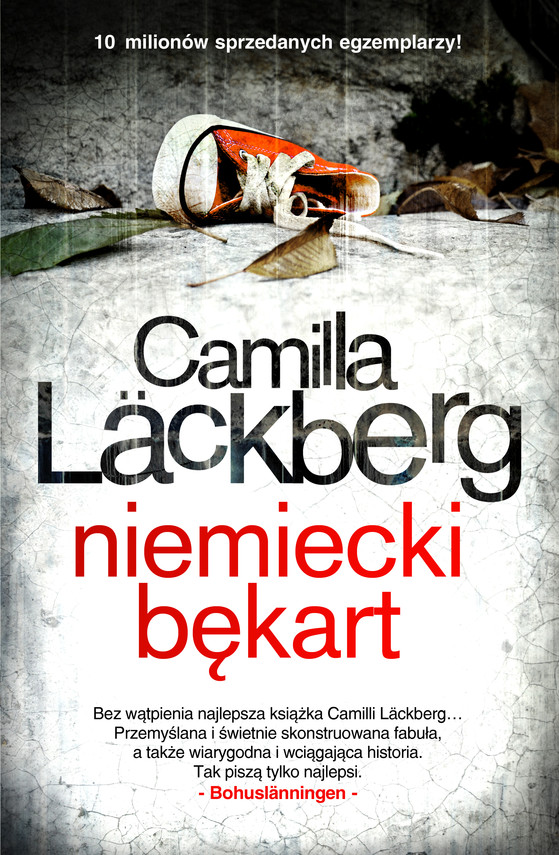 okładka Niemiecki bękart (wyd. 2), Audiobook | Camilla Läckberg