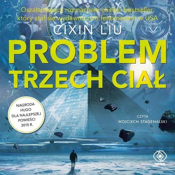 okładka Problem trzech ciałaudiobook | MP3 | Cixin Liu