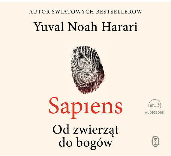 okładka Sapiensaudiobook | MP3 | Yuval Noah Harari