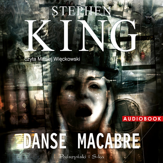 okładka Danse Macabre, Audiobook   Stephen King