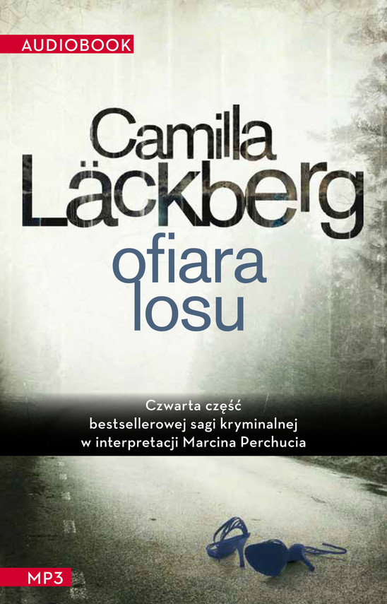 okładka Ofiara losuaudiobook   MP3   Camilla Läckberg