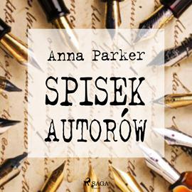okładka Spisek autorów, Audiobook | Anna Parker