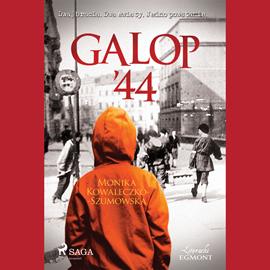 okładka Galop 44audiobook   MP3   Kowaleczko-Szumowska Monika