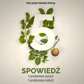 okładka Spowiedź. 5 problemów dużych, 5 problemów małych, Audiobook | Jordan Śliwiński OFMCap Piotr