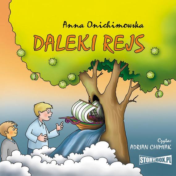 okładka Daleki rejsaudiobook   MP3   Anna Onichimowska