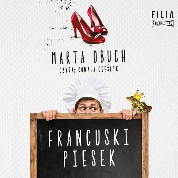 okładka Francuski piesekaudiobook | MP3 | Marta Obuch