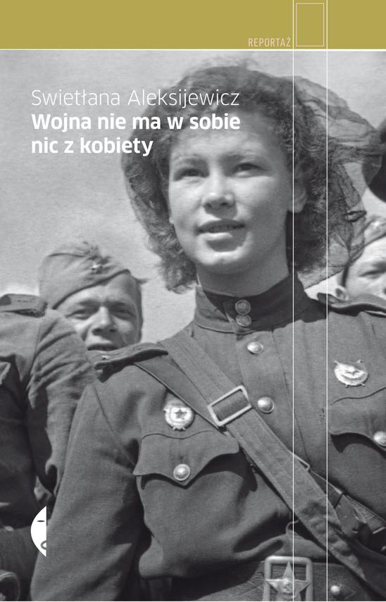 okładka Wojna nie ma w sobie nic z kobietyaudiobook   MP3   Swietłana Aleksijewicz