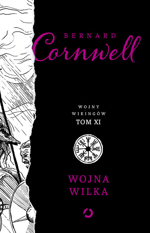 okładka Wojna wilka. Tom 11, Książka | Bernard Cornwell