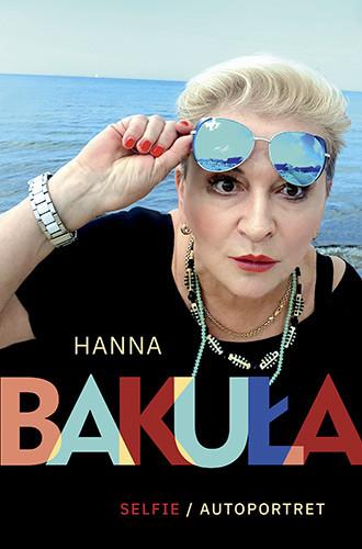 okładka Selfie/Autoportret, Książka | Hanna Bakuła
