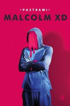 okładka Pastrami, Książka | XD Malcolm