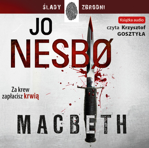 okładka Macbeth, Audiobook | Jo Nesbø