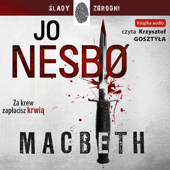okładka Macbethaudiobook | MP3 | Jo Nesbø