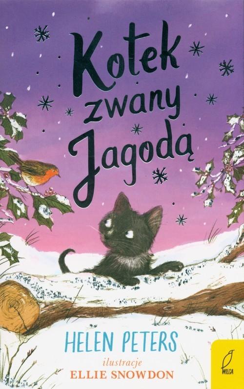 okładka Kotek zwany Jagodą Tom 4, Książka | Peters Helen