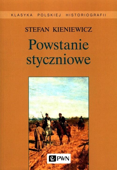 okładka Powstanie styczniowe, Książka | Kieniewicz Stefan