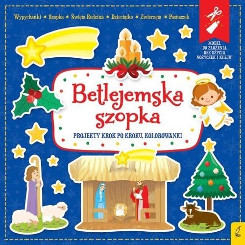 okładka Betlejemska szopka Wypychanki, Książka |