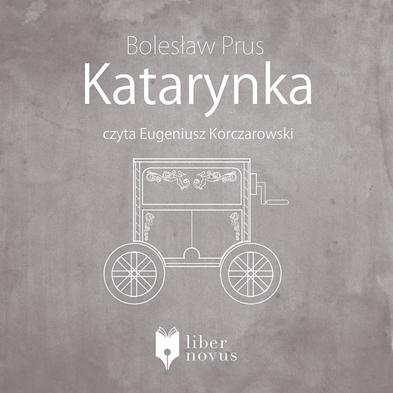 okładka Katarynkaaudiobook   MP3   Bolesław Prus