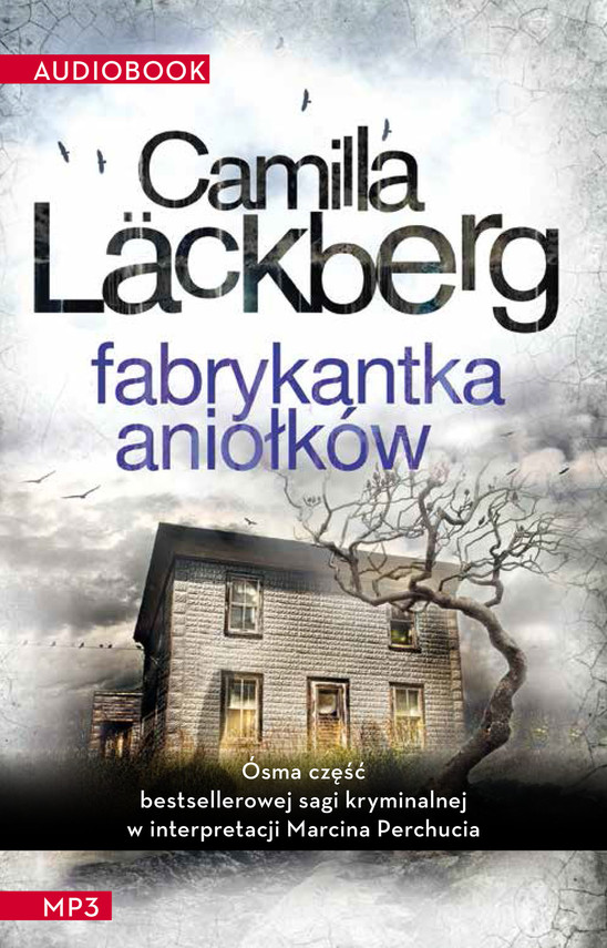 okładka Fabrykantka aniołków, Audiobook | Camilla Läckberg